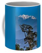 Singalila Ridge Sikkim Coffee Mug