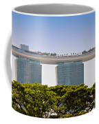 Singapore Marina Bay Sands And Skypark Coffee Mug