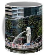 Singapore Merlion Park Coffee Mug