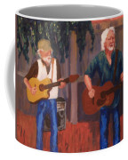 Singing For The Angels Coffee Mug