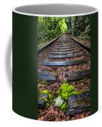Singing In The Rain Coffee Mug by Debra and Dave Vanderlaan