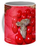 Singing Over Red Eggs Coffee Mug
