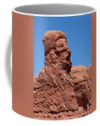 Singing Rock At Arches Np Coffee Mug