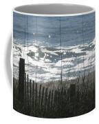 Single Dune Fence Coffee Mug