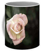 Single Muted Rose Coffee Mug