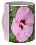 Single Pink Coffee Mug