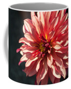 Single Red Bloom Coffee Mug