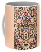 Single Stem Wallpaper Design, 1905 Coffee Mug