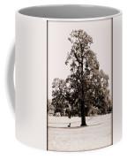 Single Tree Journey Coffee Mug