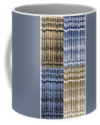 Singles In Gold And Blue Coffee Mug