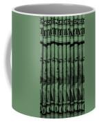 Singles In Light Green Coffee Mug