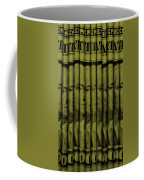 Singles In Light Yellow Coffee Mug