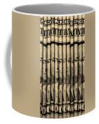 Singles In Sepia Coffee Mug