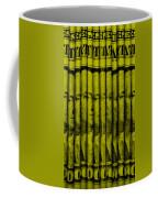 Singles In Yellow Coffee Mug