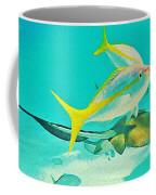 Singray City Cayman Islands Three Coffee Mug