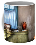 Sink - The Jug And The Window Coffee Mug by Mike Savad
