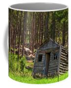 Sinking Cabin Coffee Mug