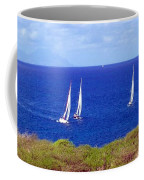 Sint Maarten Regatta Coffee Mug