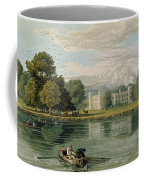 Sion House, Engraved By Robert Havell Coffee Mug by William Havell