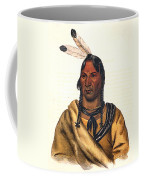 Sioux Chief 1883 Coffee Mug