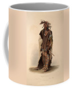 Sioux Warrior Coffee Mug