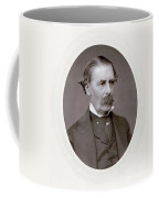 Sir Henry Thompson (1820-1904). English Surgeon. Photographed C.1882 Coffee Mug