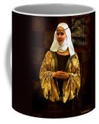 Maid Marian - Sire I Kan Not Quod She Coffee Mug