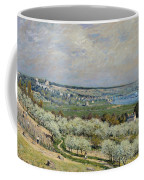 Sisley Saint-germain, 1875 Coffee Mug