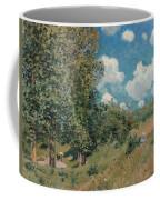 Sisley The Road, 1875 Coffee Mug