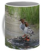 Sisters Of Lake Umbagog  Coffee Mug