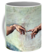Sistine Chapel Coffee Mug by SPL and Photo Researchers