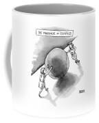 The Marriage Of Sisyphus Coffee Mug