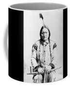 Sitting Bull Coffee Mug by War Is Hell Store