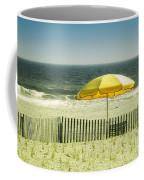 Sitting By The Shore Coffee Mug