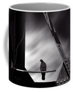 Sitting On A Stick Coffee Mug