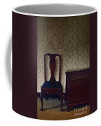 Sitting Room At Dusk Coffee Mug