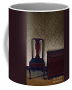 Sitting Room At Dusk Coffee Mug