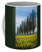 Skagit Trees Coffee Mug by Inge Johnsson