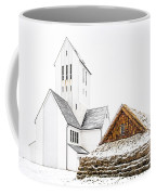 Skalholt Church Coffee Mug