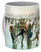 Skating Coffee Mug