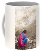 Skc 2616 Clothes Washing Source Coffee Mug