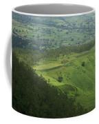 Skc 3566 The Gamut Of Green Coffee Mug