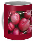 Skc 4682 Red Radish Coffee Mug