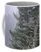 Skeletal Treescape Coffee Mug