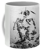 Skeleton Boat Coffee Mug