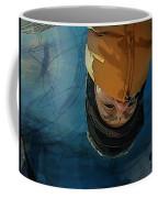 Ski Shot - Check Coffee Mug