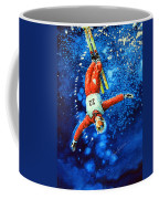 Skier Iphone Case Coffee Mug