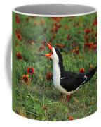 Skimming Through The Garden Coffee Mug by Tony Beck