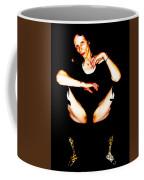 Skin And Leopardskin Coffee Mug