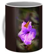 Skip It Insect Art Coffee Mug